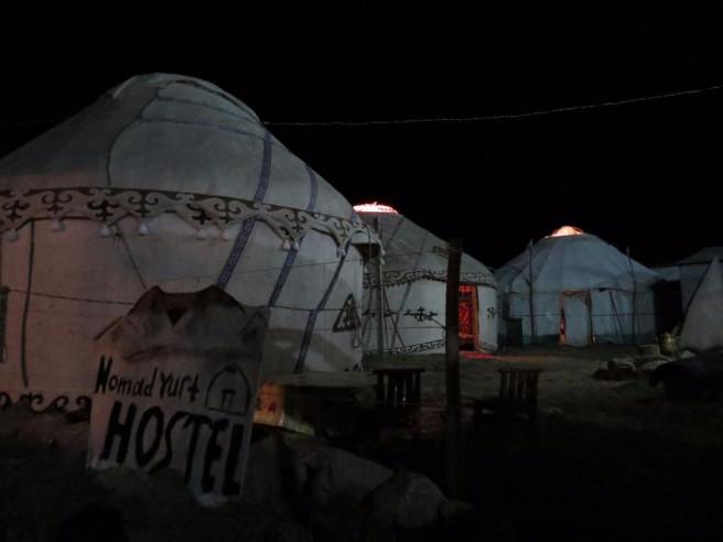 Pogostite.ru - Nomad Yurt Hostel | Чолпон-Ата | Иссык-Кульский музей-заповедник | дартс #2