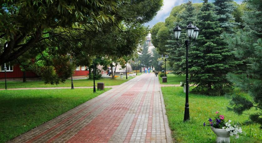 Pogostite.ru - АТЕЛИКА СОСНОВЫЙ БОР | Щёлковское шоссе | Оздоровительный комплекс | Тимбилдинг #28
