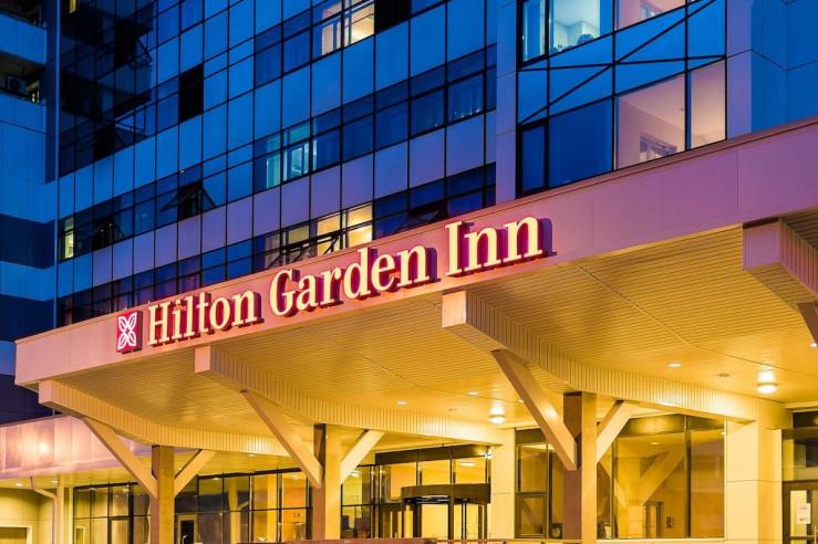 Pogostite.ru - Hilton Garden Inn Красноярск #1