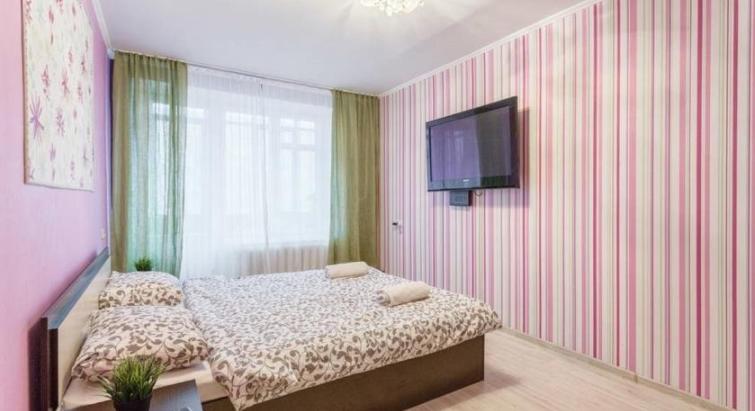 Pogostite.ru - Апартаменты  на Белорусская   м. Белорусская   Парковка #9