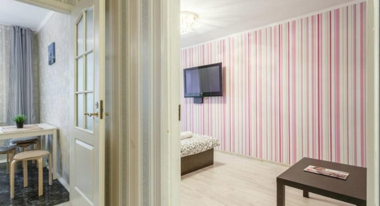 Pogostite.ru - Апартаменты  на Белорусская   м. Белорусская   Парковка #1