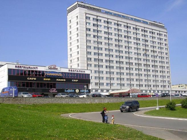 Pogostite.ru - Орбита | Минск | метро Пушкинская #2