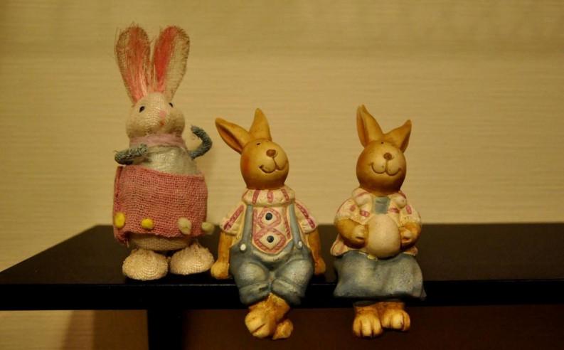 Pogostite.ru - Три зайца | г. Мурманск | Парковка #3