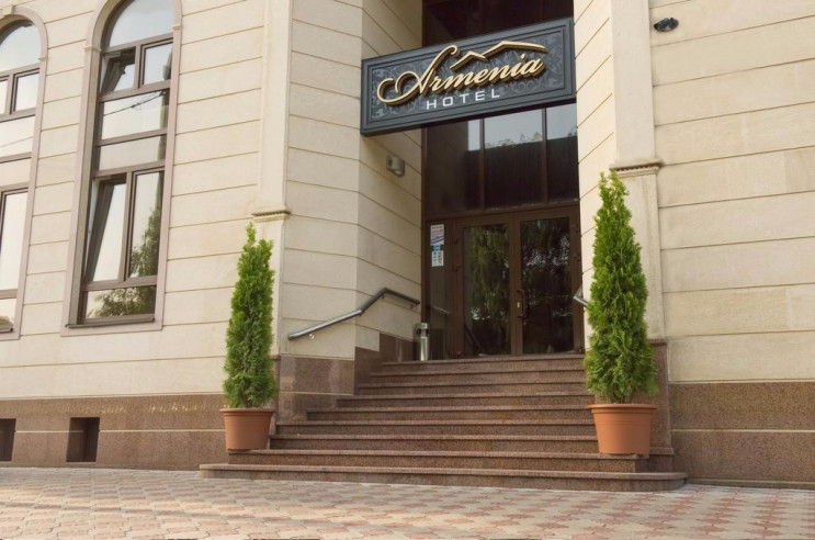 Pogostite.ru - Армения   Казань   Парковка   Фитнес-центр #1