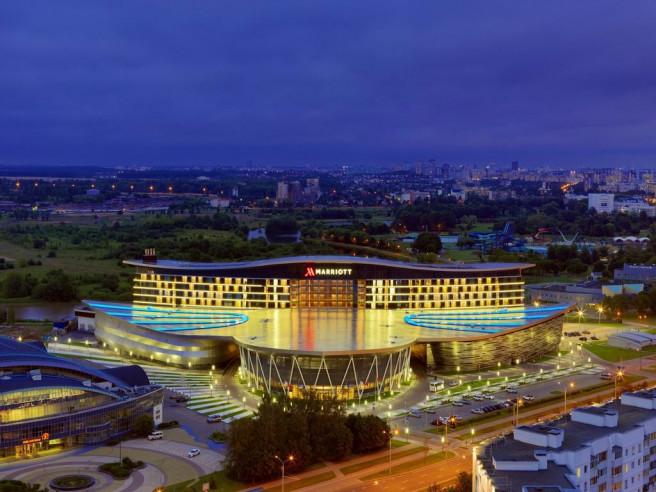 Pogostite.ru - Минск Марриотт - Minsk Marriott Hotel #44