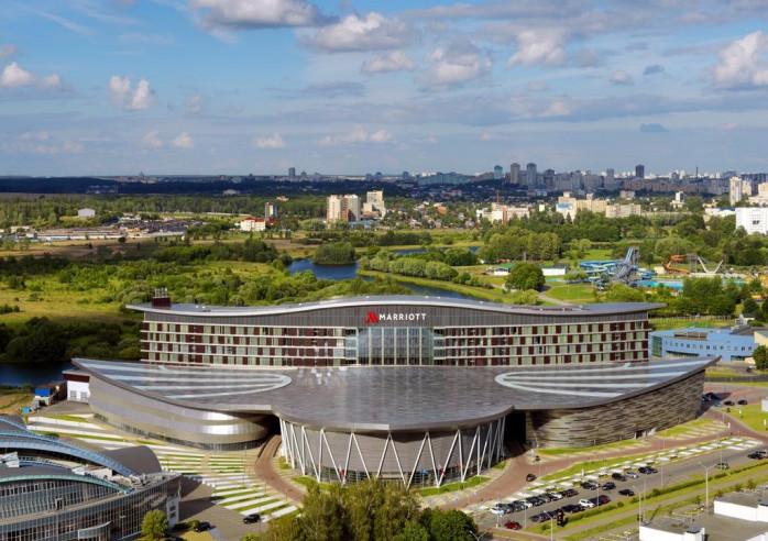 Pogostite.ru - Минск Марриотт - Minsk Marriott Hotel #1