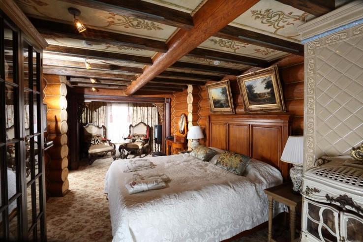 Pogostite.ru - Сенешаль | Seneshal лучший загородный СПА отель | на берегу озера Сенеж #14