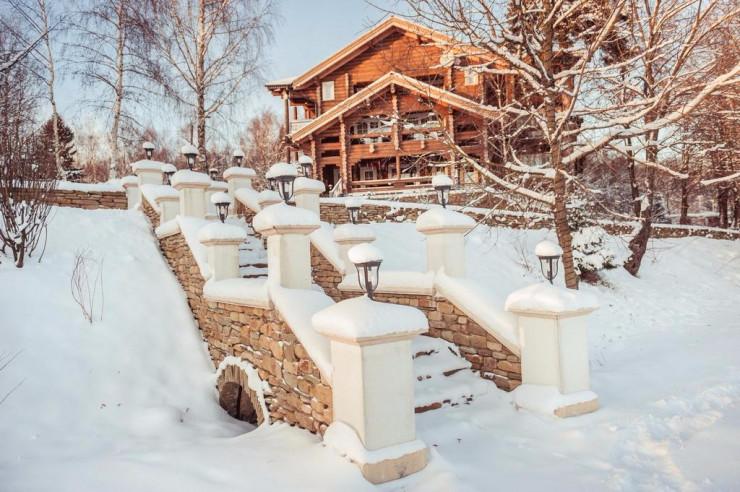 Pogostite.ru - Сенешаль | Seneshal лучший загородный СПА отель | на берегу озера Сенеж #45