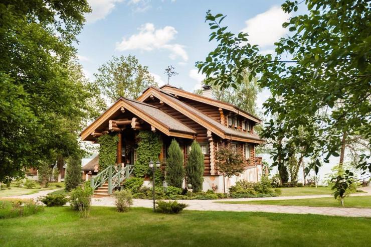 Pogostite.ru - Сенешаль | Seneshal лучший загородный СПА отель | на берегу озера Сенеж #2