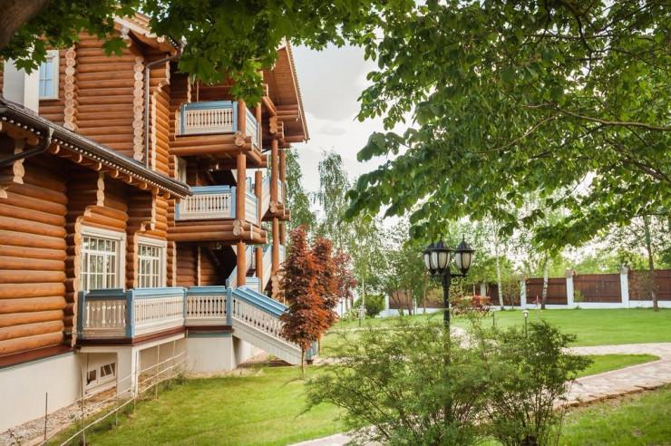 Pogostite.ru - Сенешаль | Seneshal лучший загородный СПА отель | на берегу озера Сенеж #3