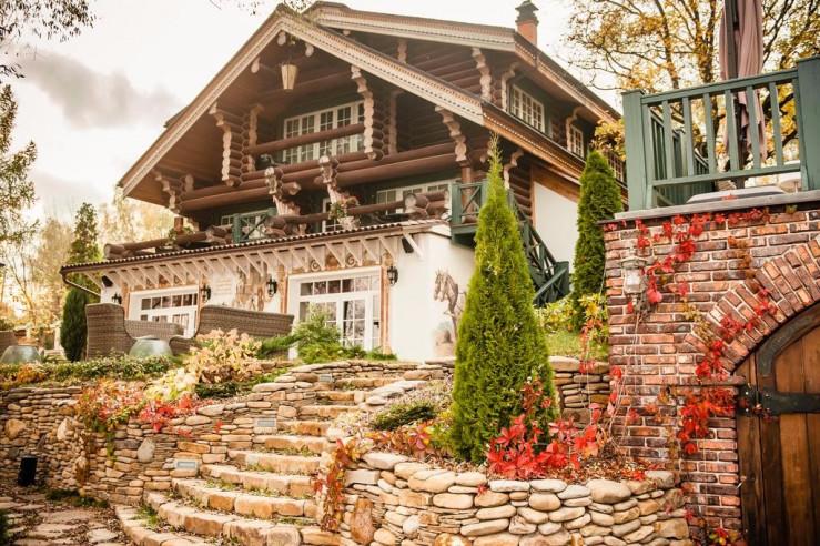 Pogostite.ru - Сенешаль | Seneshal лучший загородный СПА отель | на берегу озера Сенеж #1