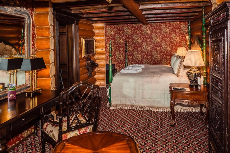Pogostite.ru - Сенешаль | Seneshal лучший загородный СПА отель | на берегу озера Сенеж #21
