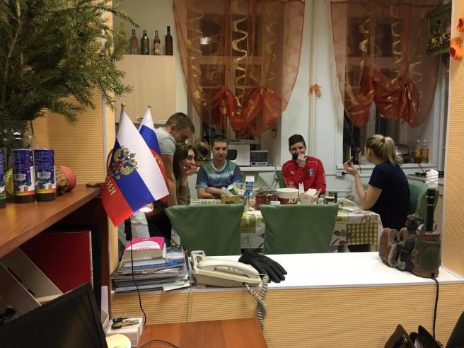 Pogostite.ru - Пара Тапок | м. Маяковская | Wi-Fi | Парковка #18