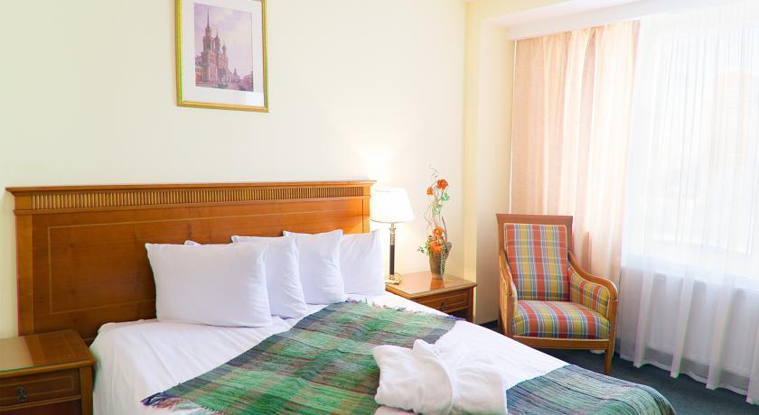 Pogostite.ru - SunFlower Park Hotel - б. КАТЕРИНА ПАРК | м. Пражская | Южная | джакузи #11