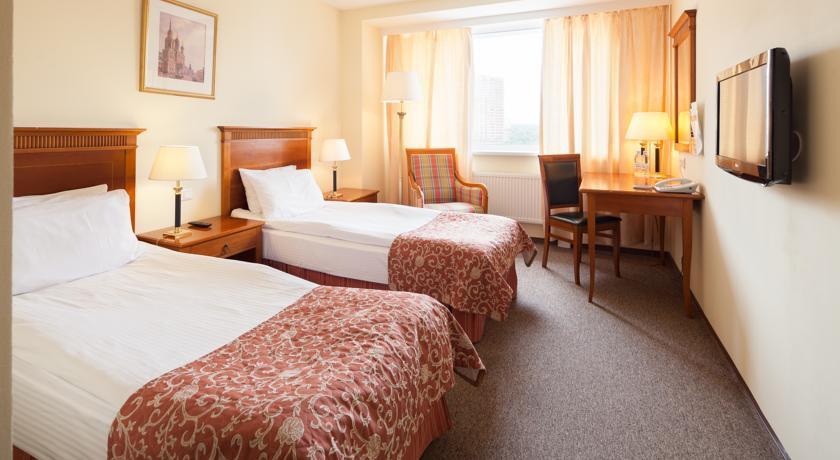 Pogostite.ru - SunFlower Park Hotel - б. КАТЕРИНА ПАРК | м. Пражская | Южная | джакузи #14