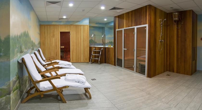 Pogostite.ru - SunFlower Park Hotel - б. КАТЕРИНА ПАРК | м. Пражская | Южная | джакузи #27