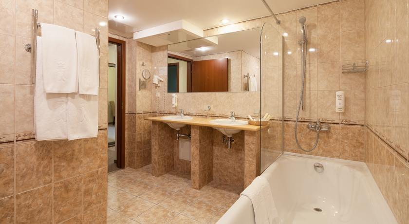Pogostite.ru - SunFlower Park Hotel - б. КАТЕРИНА ПАРК | м. Пражская | Южная | джакузи #20