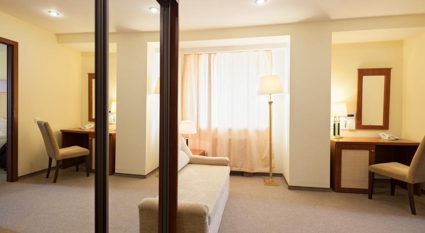 Pogostite.ru - SunFlower Park Hotel - б. КАТЕРИНА ПАРК | м. Пражская | Южная | джакузи #17