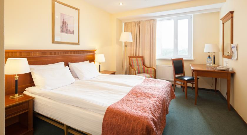 Pogostite.ru - SunFlower Park Hotel - б. КАТЕРИНА ПАРК | м. Пражская | Южная | джакузи #15