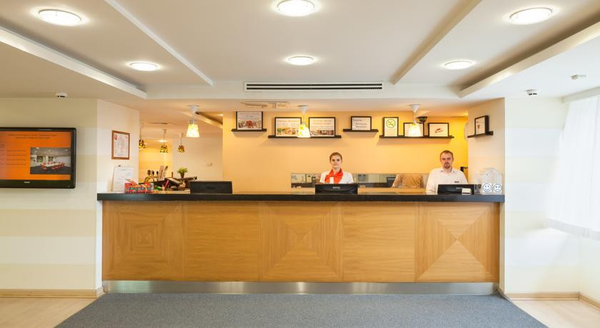Pogostite.ru - SunFlower Park Hotel - б. КАТЕРИНА ПАРК | м. Пражская | Южная | джакузи #2
