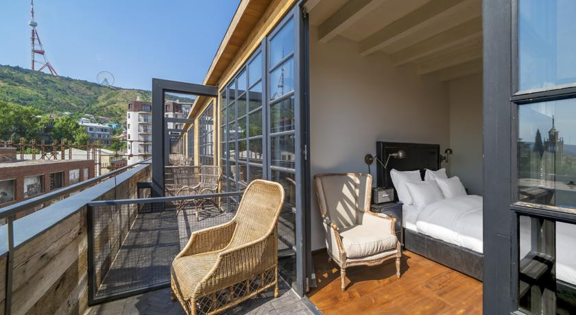 Pogostite.ru - Rooms Hotel Tbilisi - Румс Отель | Тбилиси | Центр | С завтраком #21