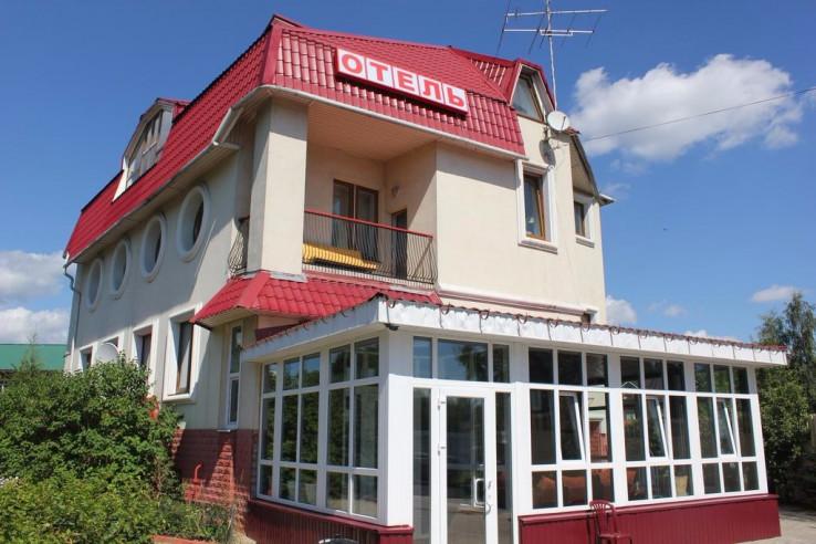 Pogostite.ru - Вилла | Шереметьево | Деревня Носово | Парковка #1