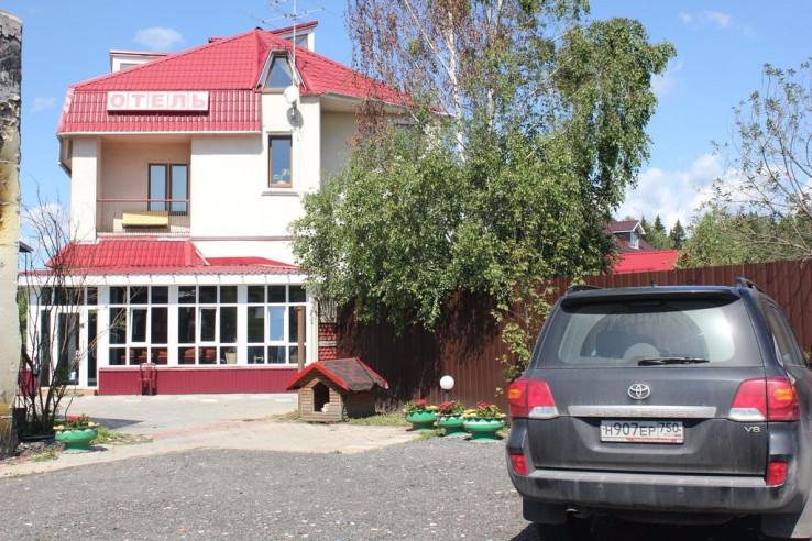 Pogostite.ru - Вилла | Шереметьево | Деревня Носово | Парковка #4
