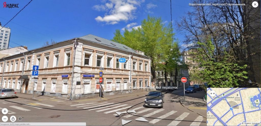Pogostite.ru - Зима Мини-отель   м. Маяковская   Парковка #1