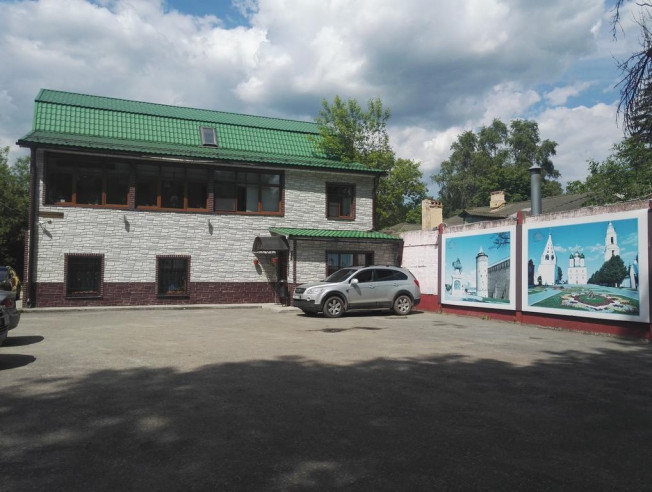 Pogostite.ru - Тревел   Коломна   Парковка #3