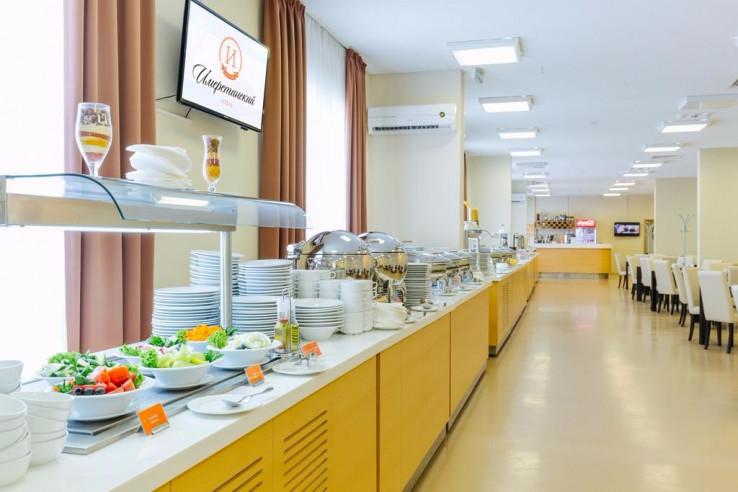 Pogostite.ru - Парковый Квартал Апарт-отель | Гостиничный комплекс Имеретинский #3