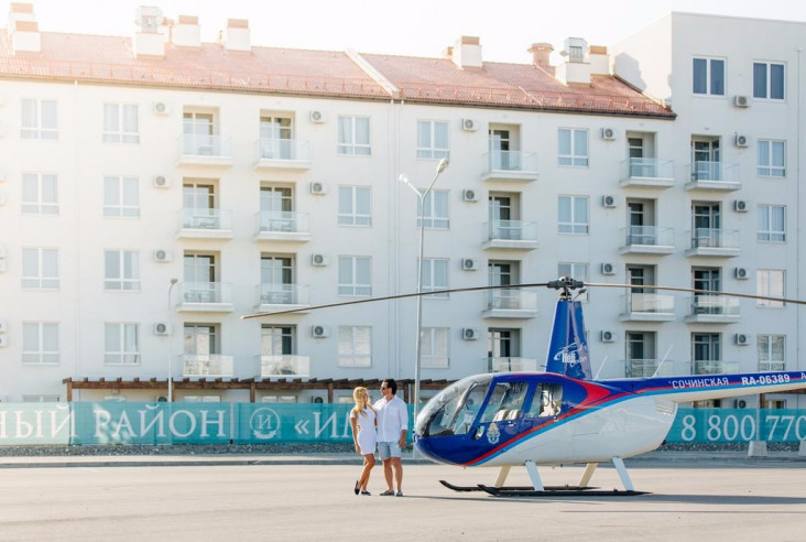 Pogostite.ru - Парковый Квартал Апарт-отель | Гостиничный комплекс Имеретинский #34