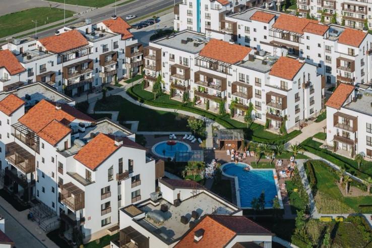 Pogostite.ru - Парковый Квартал Апарт-отель | Гостиничный комплекс Имеретинский #1