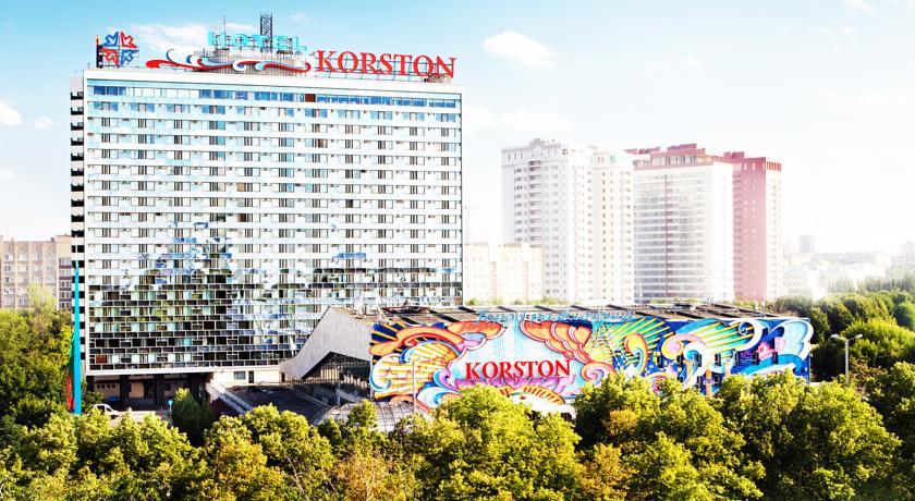 Pogostite.ru - КОРСТОН (м. Ленинский проспект, Воробьевы горы) #1