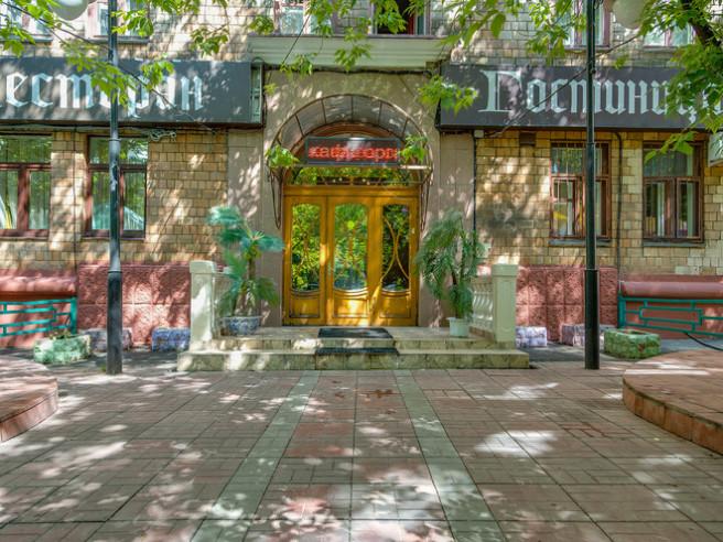 Pogostite.ru - Парк - Отель Май | м. Первомайская | WI-FI #3