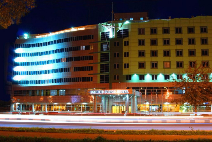 Pogostite.ru - Пасифик Плаза Сахалин   Горнолыжный курорт Горный Воздух   г. Южно-Сахалинск   Парковка #3