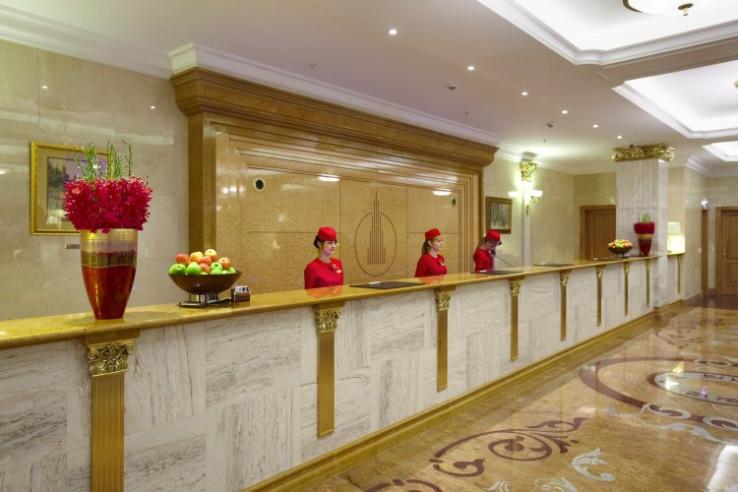 Pogostite.ru - Radisson Collection Hotel Moscow | Рэдиссон Коллекшен Отель Москва (м. Киевская) #9