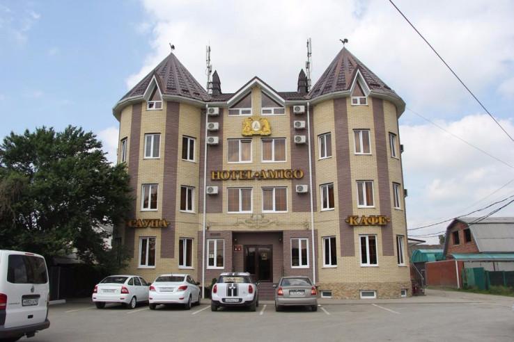 Pogostite.ru - Мартон Амиго | Краснодар | Кругликовский бульвар | Сауна #1
