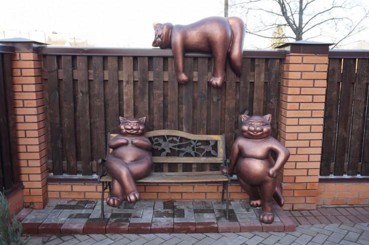 Pogostite.ru - ТРИ КОТА | Великий Новгород | С завтраком | Сауна | Бассейн #3