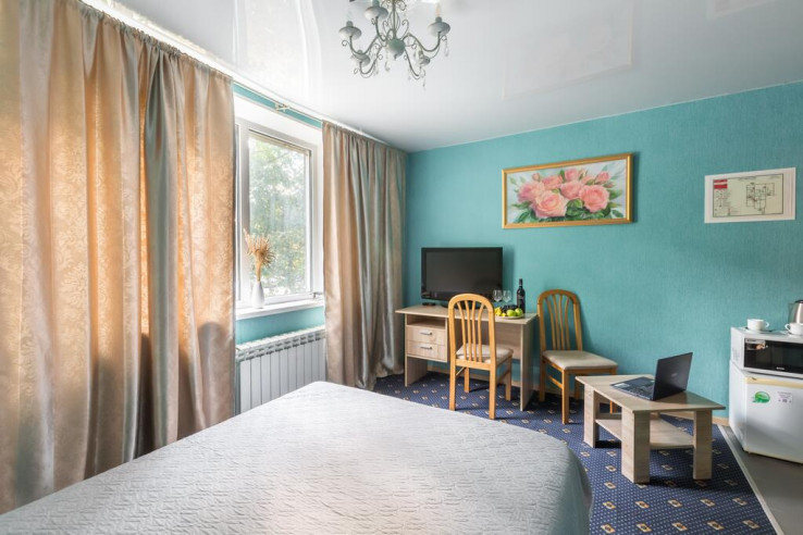 Pogostite.ru - Myhotel24 Kristalin (САО, отель на Севере Москвы) #5