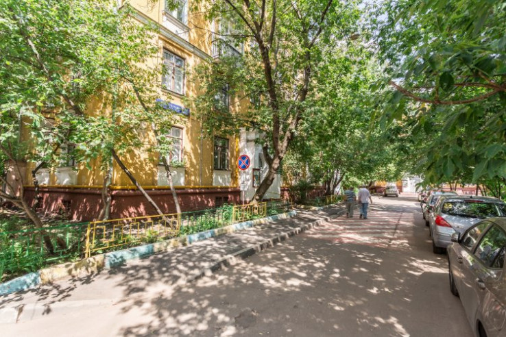 Pogostite.ru -  Беговая Сталинка | Москва | м. Беговая #1