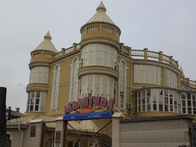 Pogostite.ru - Атлантида | г. Кисловодск | Парковка #6