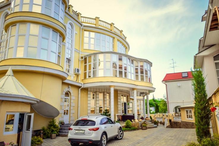 Pogostite.ru - Атлантида | г. Кисловодск | Парковка #3