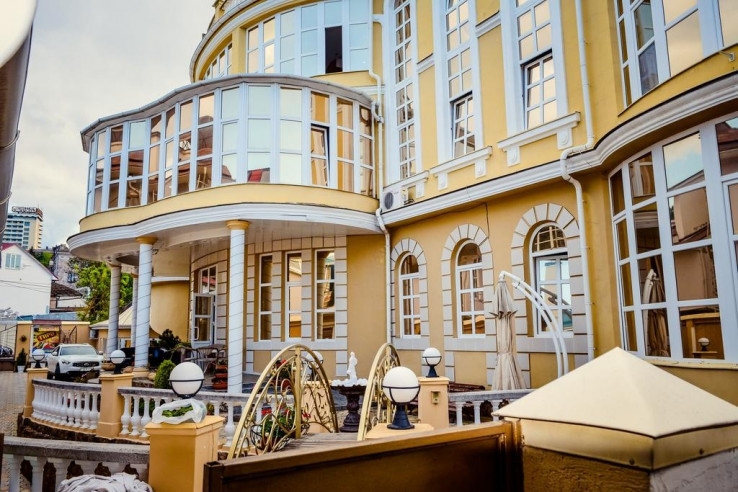 Pogostite.ru - Атлантида | г. Кисловодск | Парковка #4