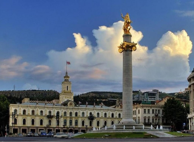 Pogostite.ru - Citadines City Centre Tbilisi | Тбилиси | м. Площадь Свободы #36