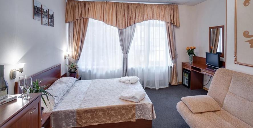 Pogostite.ru - Альянс отель | Видное | Парковка | С завтраком #11