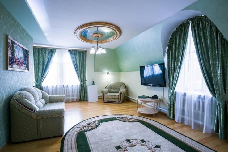 Pogostite.ru - Барские Полати | Сергиев Посад | Парковка #28