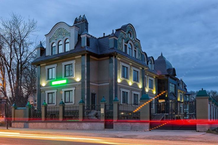 Pogostite.ru - Барские Полати | Сергиев Посад | Парковка #3