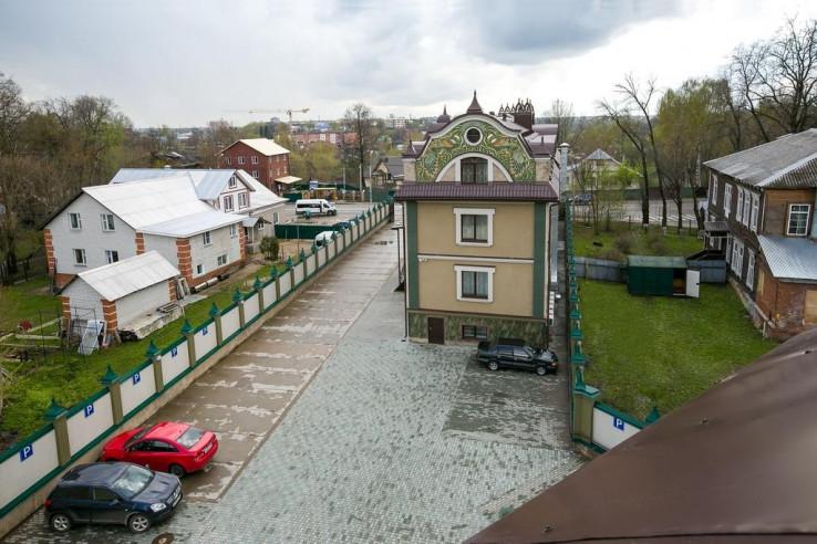 Pogostite.ru - Барские Полати | Сергиев Посад | Парковка #2
