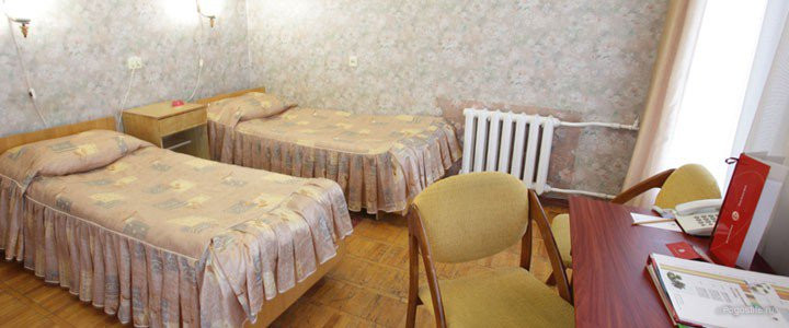 Pogostite.ru - АЗИМУТ Отель (г. Самара, центр) #12