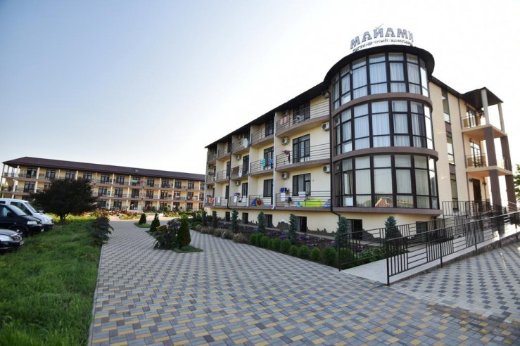 Pogostite.ru - МАЙАМИ 2 | Кучугуры | 28 км от Тамани #1